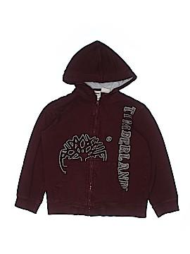 Timberland Zip Up Hoodie Size 12-14