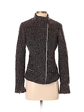 Maison Scotch Wool Coat Size Sm (1)