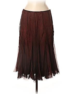 Elie Tahari Silk Skirt Size 8