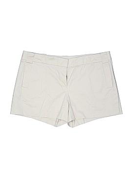 Tory Burch Khaki Shorts Size 12