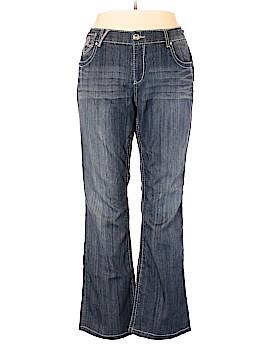 Seven7 Jeans Size 18 (Plus)