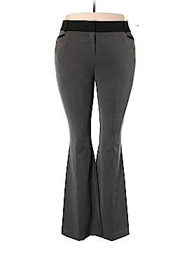 7th Avenue Design Studio New York & Company Dress Pants Size 18 (Plus)