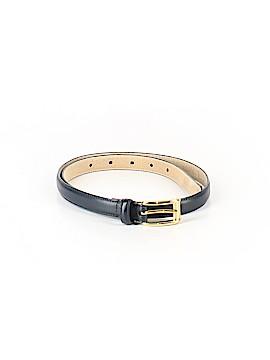 Nicole Miller Leather Belt Size M