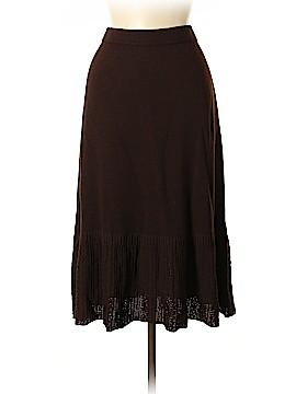 St. John Sport Wool Skirt Size M