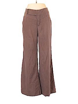 Elevenses Linen Pants Size 8