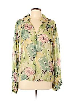 Winter Kate Long Sleeve Blouse Size L