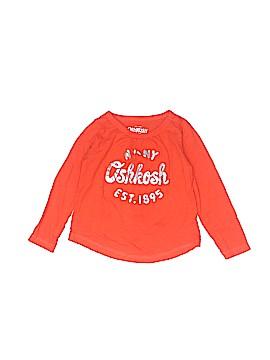 OshKosh B'gosh Long Sleeve Top Size 2T