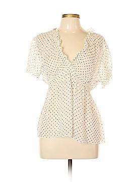 BCBGeneration Short Sleeve Blouse Size 12
