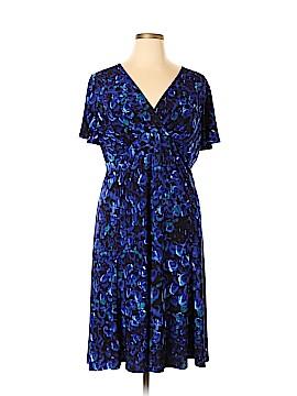 Chaps Casual Dress Size 20 (Plus)