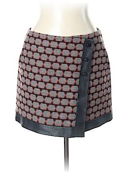 Karen Millen Wool Skirt Size 8
