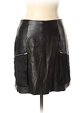 Sachin + Babi for Ankasa Leather Skirt Size 10