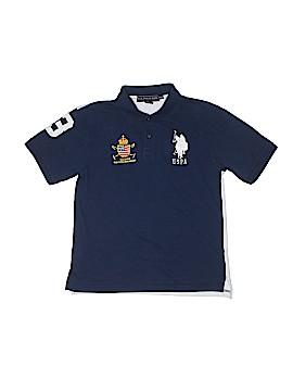 U.S. Polo Assn. Short Sleeve Polo Size 10 - 12
