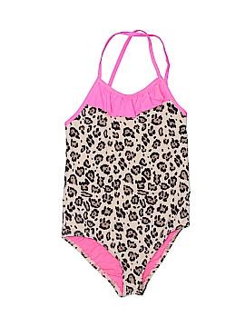 Betsey Johnson One Piece Swimsuit Size 6 - 6X