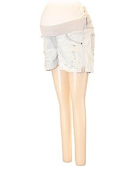 ASOS Maternity Denim Shorts Size 6 (Maternity)