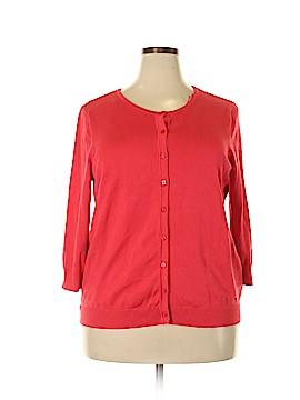 Cynthia Rowley TJX Cardigan Size 3X (Plus)