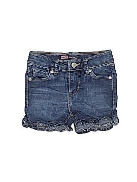 Levi's Denim Shorts Size 2T
