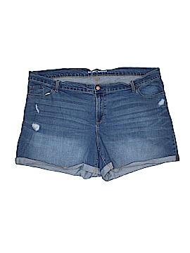 Old Navy Denim Shorts Size 24 (Plus)