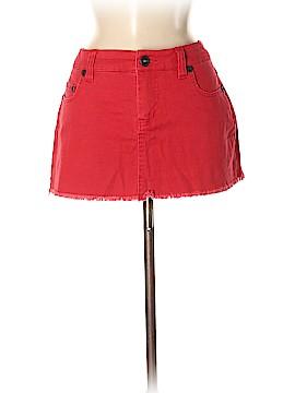 Max Rave Denim Skirt Size 9