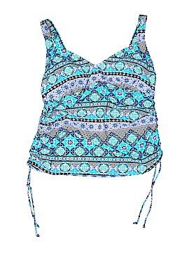 24th & Ocean Swimsuit Top Size L