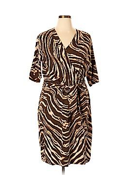 Jones New York Sport Casual Dress Size 2X (Plus)