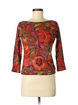 Weston Wear 3/4 Sleeve Top Size M