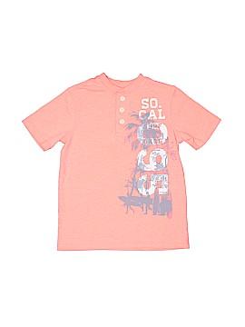 OshKosh B'gosh Short Sleeve Henley Size 6