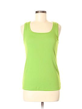 Chico's Sleeveless T-Shirt Size Med (1)