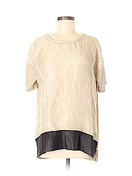D. Exterior Short Sleeve Top Size M