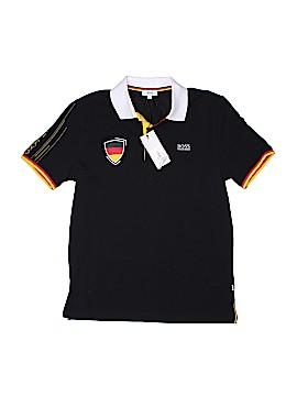 BOSS by HUGO BOSS Short Sleeve Polo Size 14