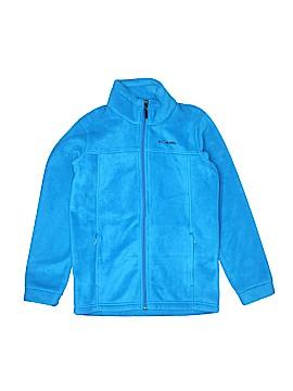 Columbia Fleece Jacket Size 10/12