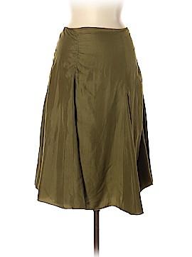 Heart Moon Star Silk Skirt Size 8