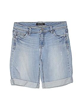 White House Black Market Denim Shorts Size 2