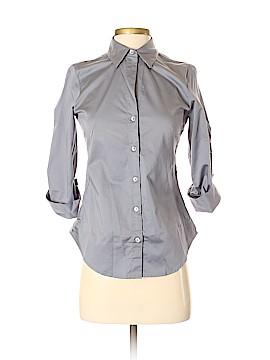 Banana Republic Factory Store 3/4 Sleeve Button-Down Shirt Size XS