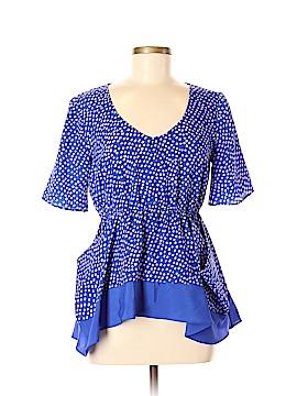 Bagatelle Short Sleeve Blouse Size M