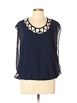 BCX Short Sleeve Top Size XL