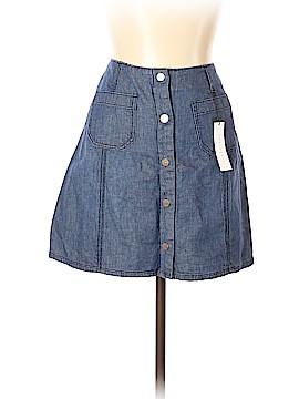 Sanctuary Denim Skirt 30 Waist