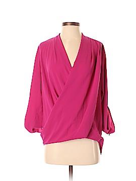 RACHEL Rachel Roy Long Sleeve Blouse Size S