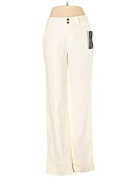 Chaps Linen Pants Size 4