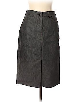 Max Mara Denim Skirt Size 12