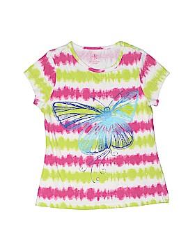 J. Khaki Short Sleeve T-Shirt Size L (Kids)