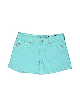 Miss Me Denim Shorts 28 Waist