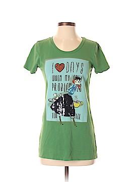 Love Moschino Short Sleeve T-Shirt Size 2
