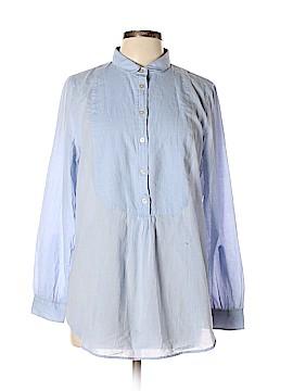 Burberry Brit Long Sleeve Button-Down Shirt Size XL