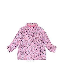 REI 3/4 Sleeve Button-Down Shirt Size 18 mo