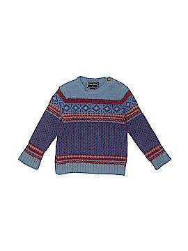 Oscar De La Renta Wool Pullover Sweater Size 2