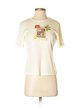 Nancy Bolen City Girl Short Sleeve T-Shirt Size S