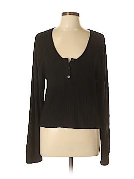 Windsor Long Sleeve Henley Size XL