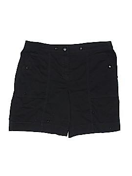 Jones New York Sport Khaki Shorts Size 16 (Plus)