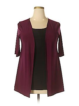 Star Vixen 3/4 Sleeve Top Size XL