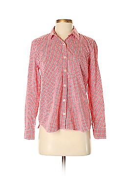 Gap Long Sleeve Button-Down Shirt Size S (Petite)